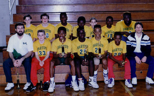 1988 Georgia Stars Bartow Co. All Stars 36 - 4 District Champions State Final Four